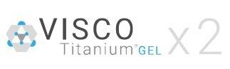 Visco Titanium Gel x2